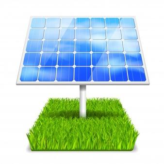 Solar Panel Vectors, Photos and PSD files.