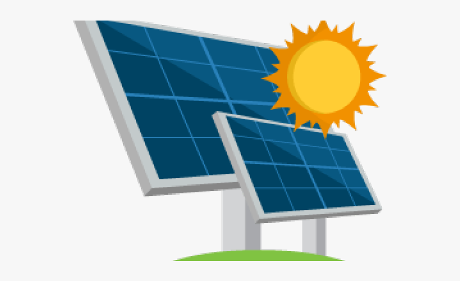 Electrical Clipart Solar Electricity.