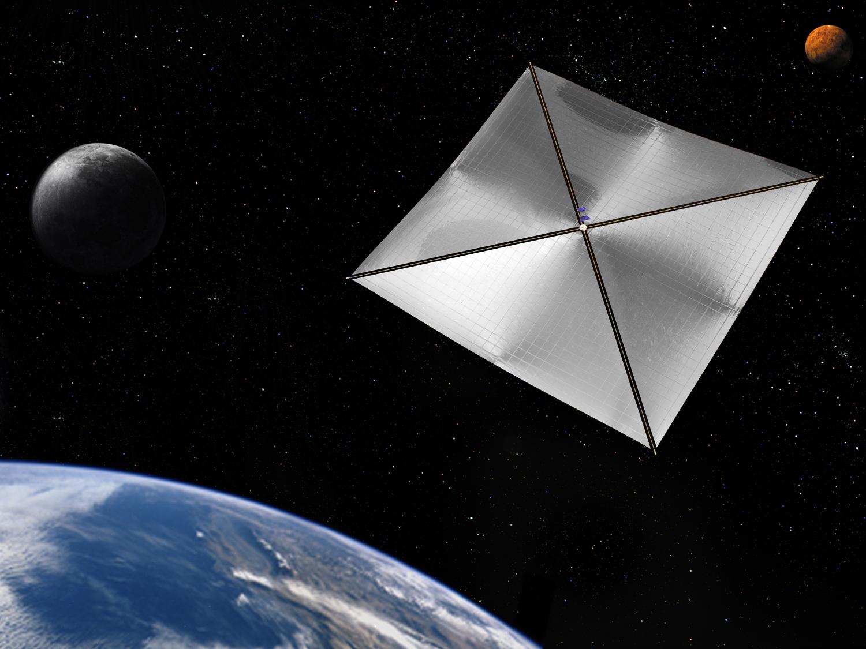 NASA Chat: Sailing Among the Stars.
