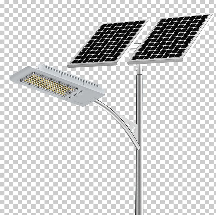 Solar Street Light LED Street Light Solar Lamp PNG, Clipart.