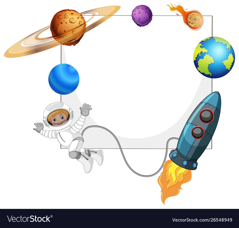 Solar system space frame.