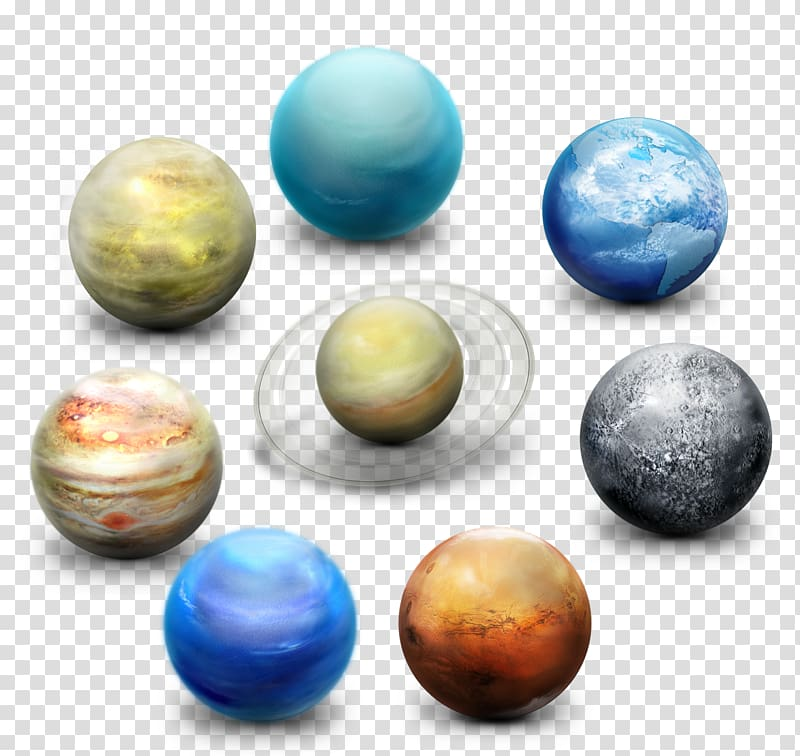 Milky Way solar system illustration, Planet Solar System.