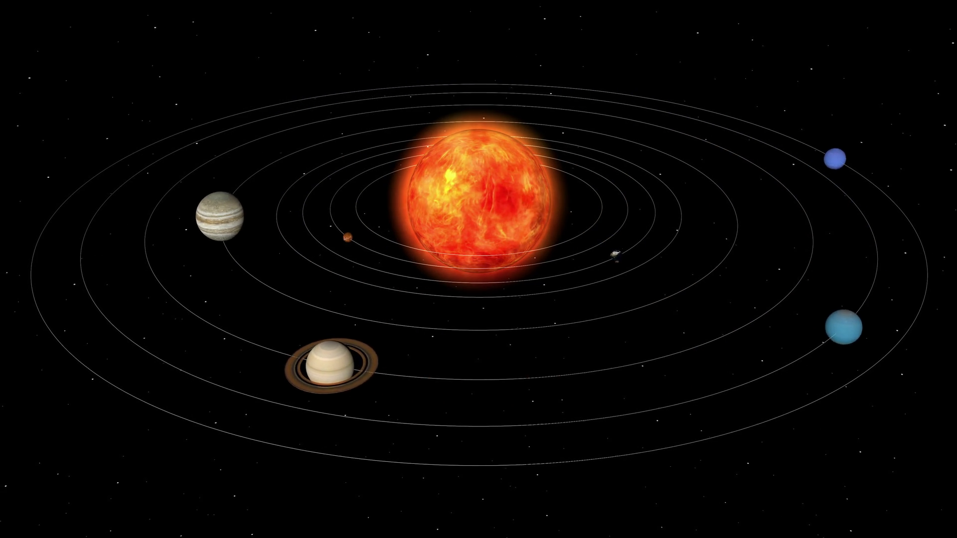 Solar System PNG HD Transparent Solar System HD.PNG Images.