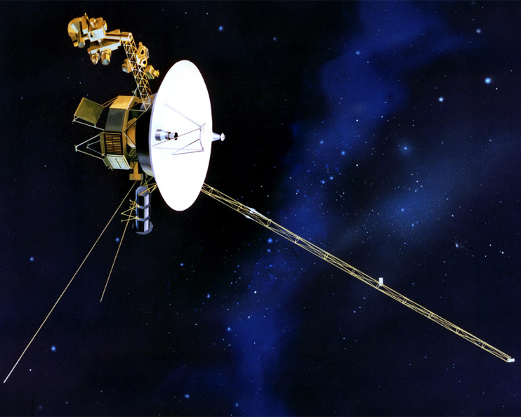 Voyager 1 Has Left the Solar System, Says New Study.