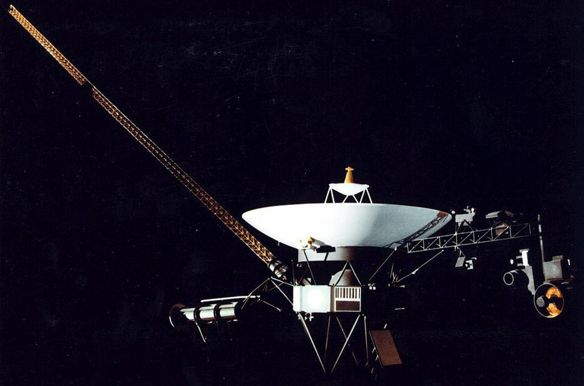 See Ya, Voyager: Probe Has Finally Entered Interstellar Space.