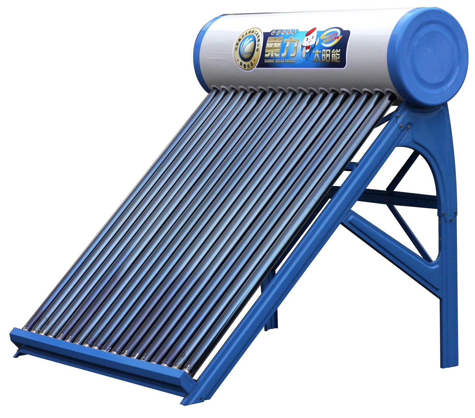 Solar Water Heater Pool.