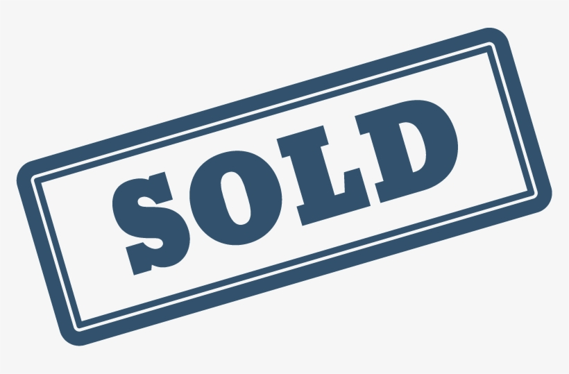 Sold Out Clipart Png Image.
