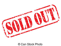 Sold Out Clipart.