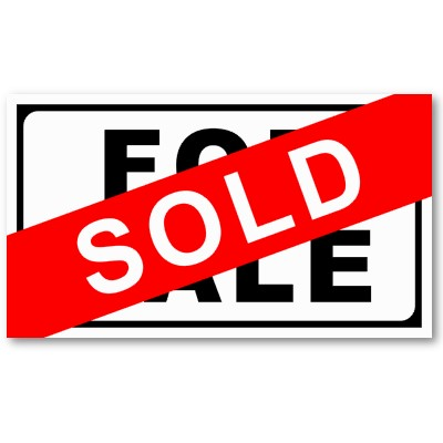 Image of Sold Sign Clipart #2308, Sold Sign Clipart.