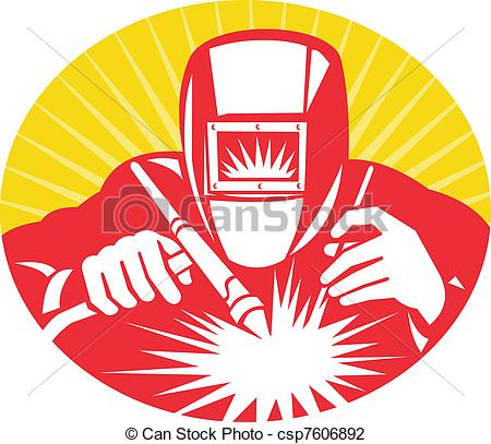 Welder Illustrations and Clipart. 2,788 Welder royalty free.