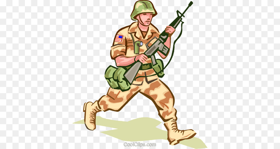 Army Cartoon clipart.