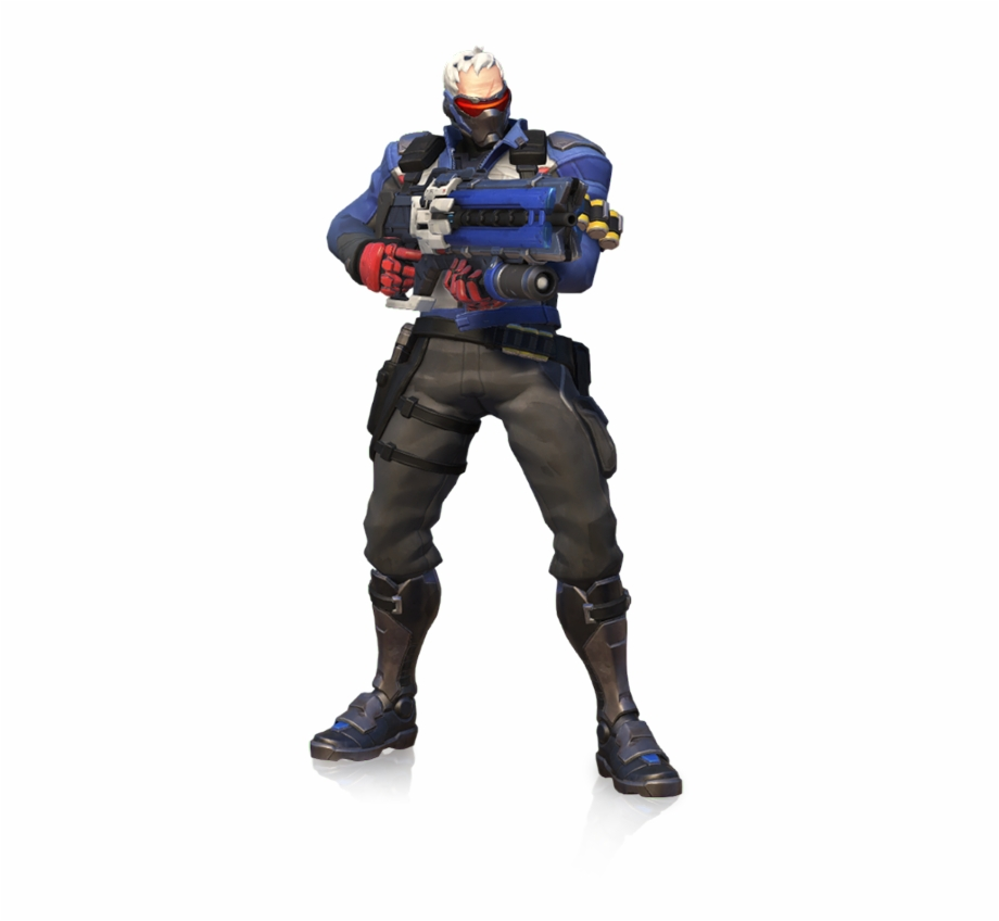 soldier 76 png #6