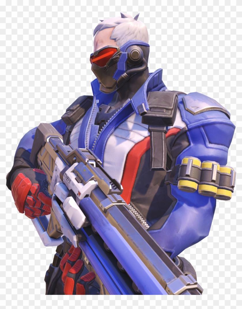 View Samegoogleiqdbsaucenao Soldier 76 Visor Png 4.