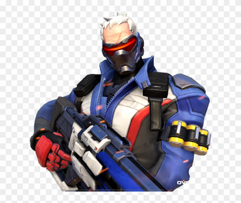 soldier 76 png #7