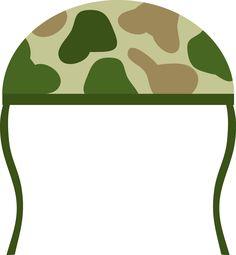 Soldier Hat Clipart.