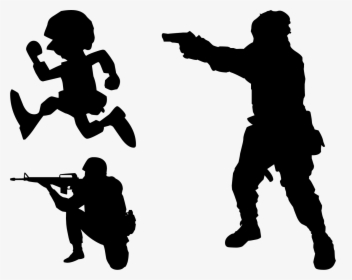 Military Clipart Army Shooting.