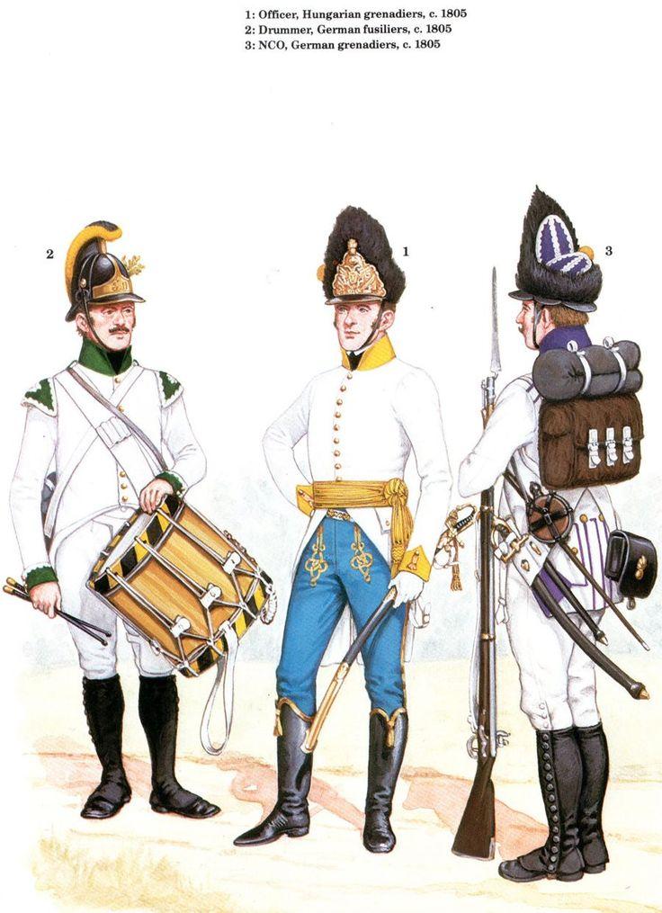 1000+ images about Napoleonic wars austrians on Pinterest.