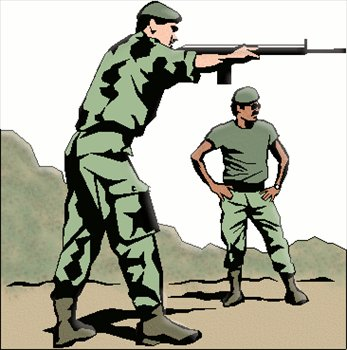 Free Soldiers Clipart.