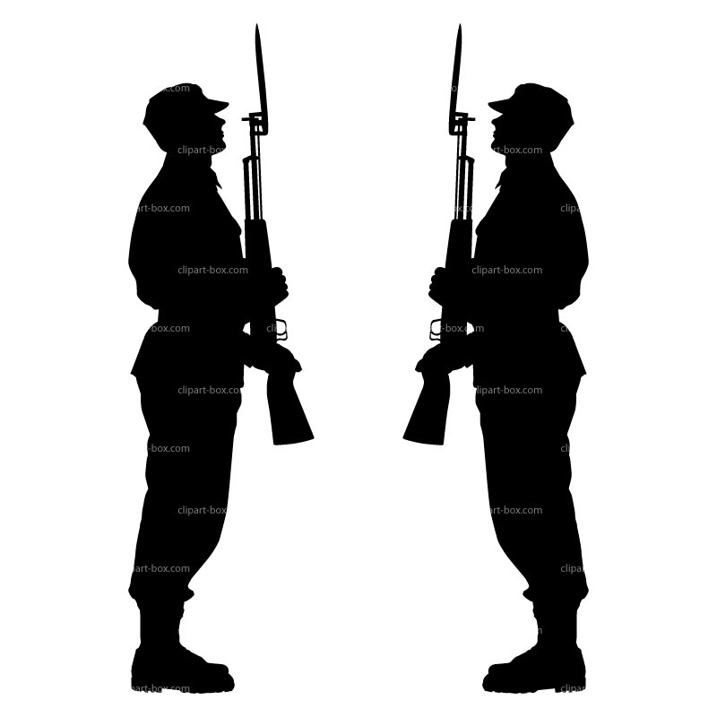 Soldiers Clip Art Free.