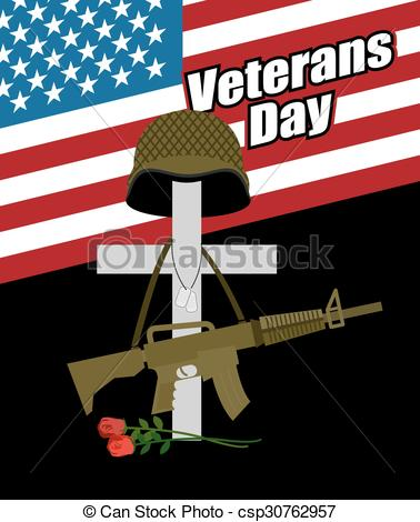 Clipart Vector of Day of remembrance for war veterans. Veterans.
