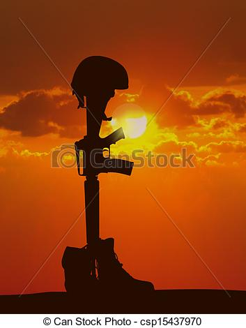 Fallen soldier Images and Stock Photos. 1,587 Fallen soldier.