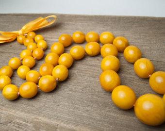 Egg yolk amber.