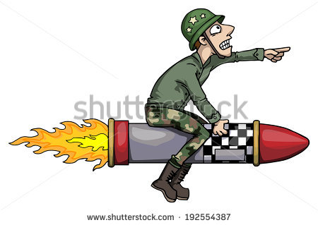 Solid Rocket Boosters Stock Photos, Royalty.