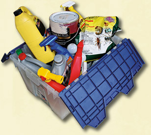 Recycling and Hazardous Waste Disposal Resources.