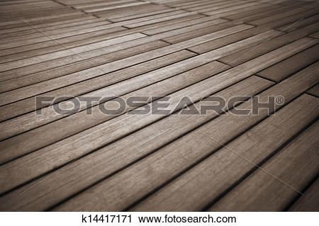 Stock Photography of Solid wood flooring k14417171.