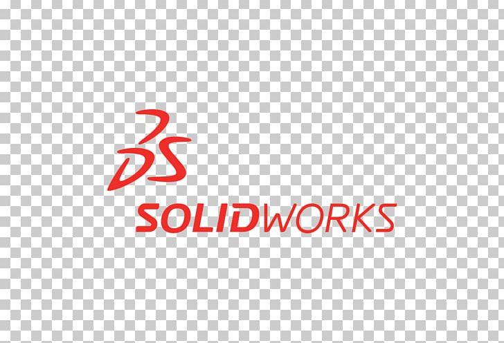SolidWorks Simulation Logo Computer.