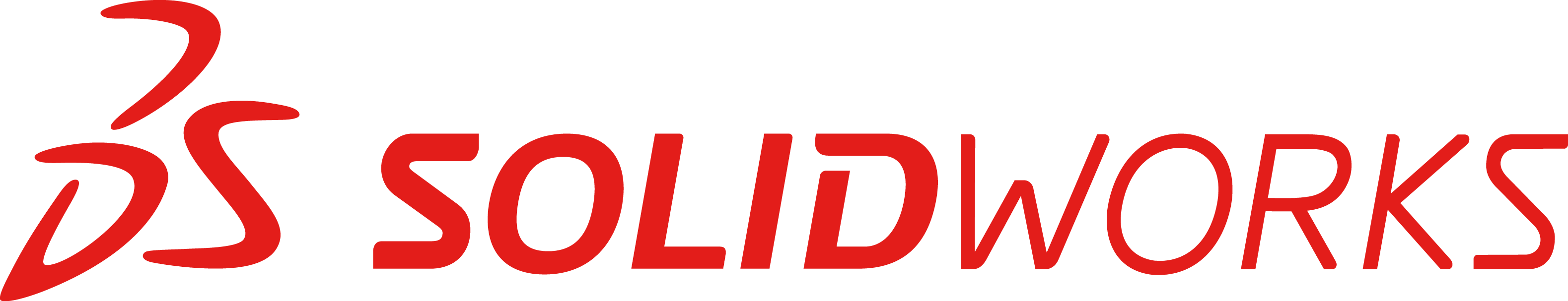 SolidWorks Logo Download Vector.