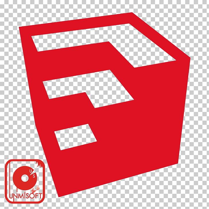 SketchUp 3D computer graphics 3D modeling Logo graphics.