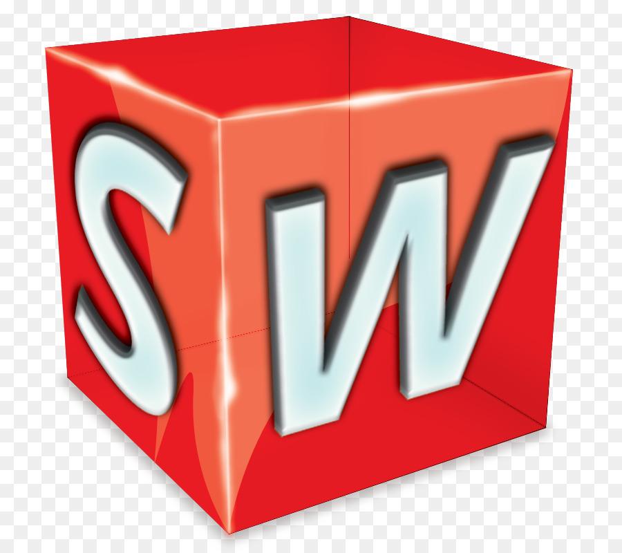 Solidworks Logo png download.