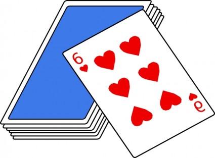 Deck Of Card Symbols.