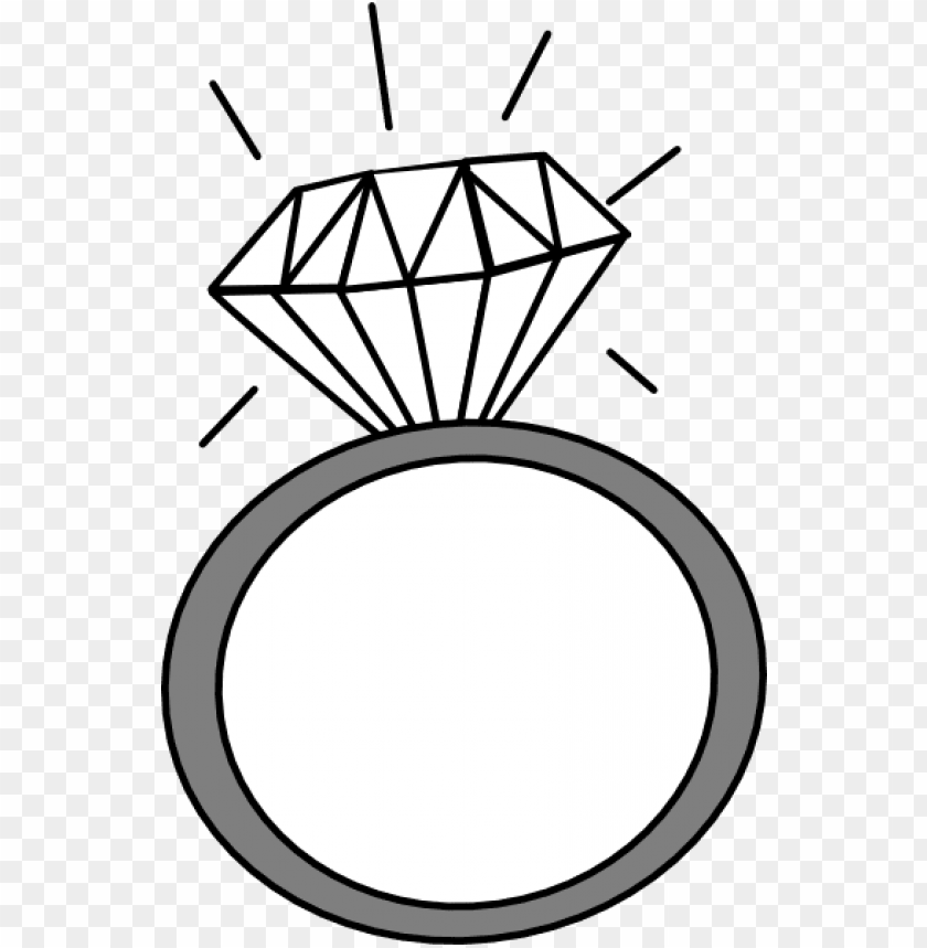 svg transparent download diamond ring clipart no background.