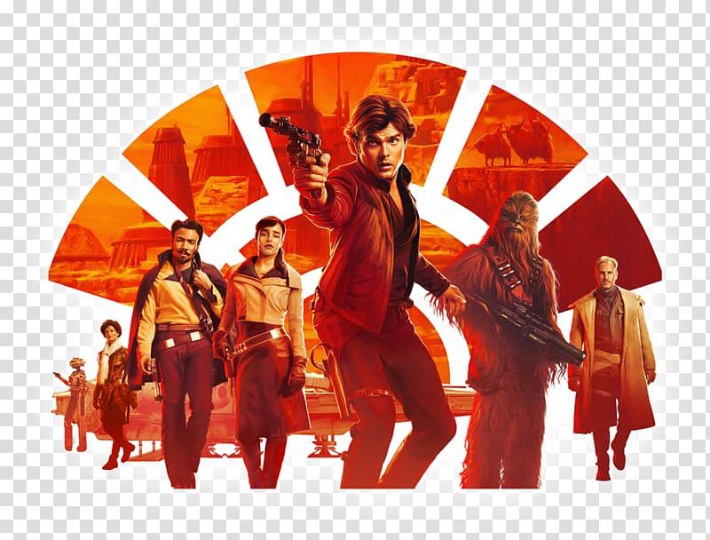Chewbacca Lando Calrissian Film Star Wars Han Solo, solo a.