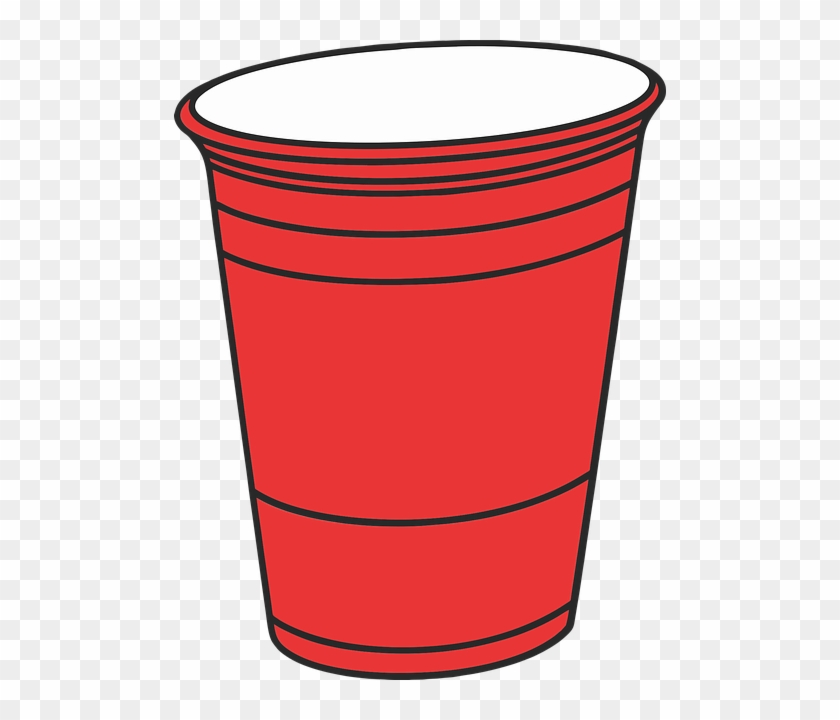 Red Solo Cup Svg, HD Png Download.