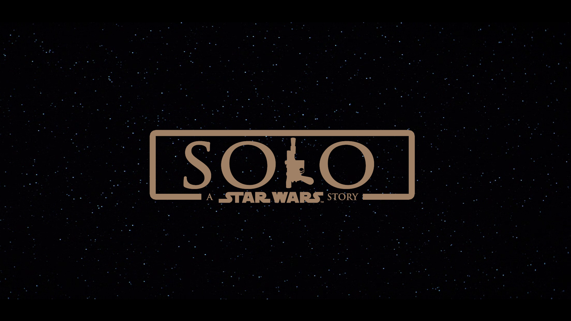 I did a Han Solo movie wallpaper based on some possible.