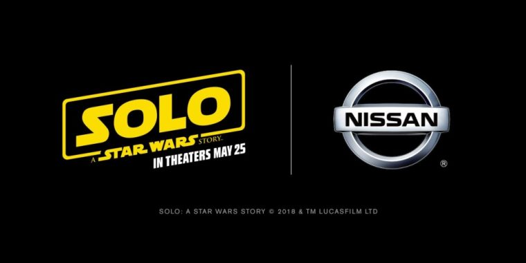 Nissan and Lucasfilm Join Forces Again for \'Star Wars\'.