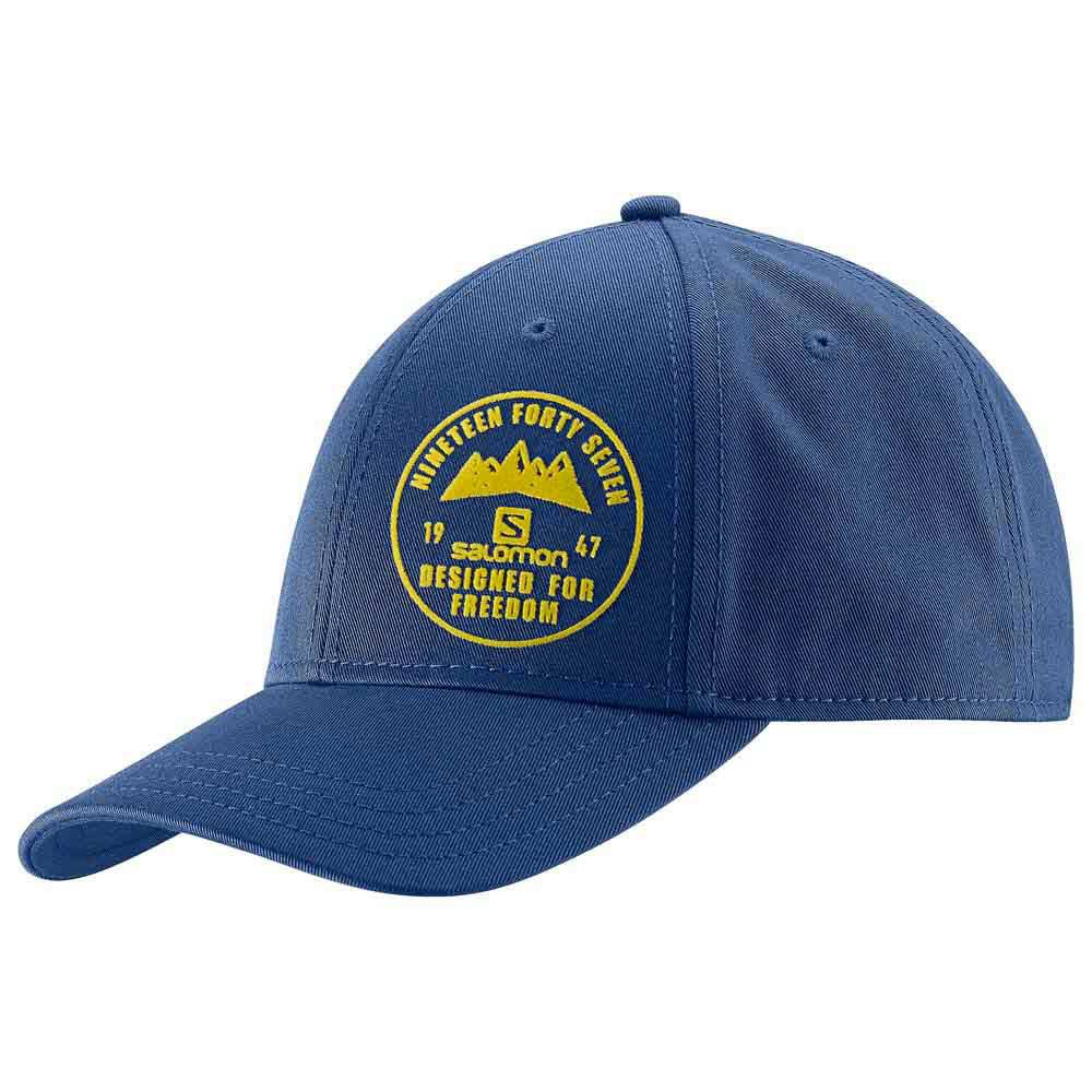 Salomon Logo Cap buy and offers on Trekkinn.