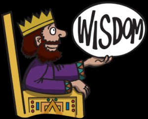 King Solomon Clipart.