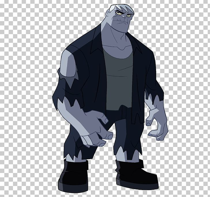 Solomon Grundy DC Comics Character Grundy Art Gallery PNG.