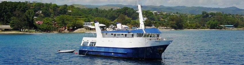 Solomons PNG Master Liveaboard, Solomon Islands and PNG.