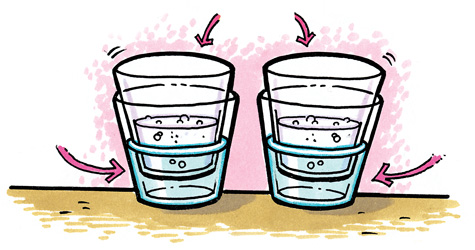 Can Gases Dissolve in Water?.