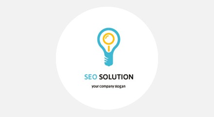 SEO Solution logo.