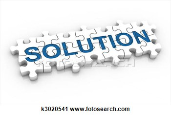 Solution Clipart.