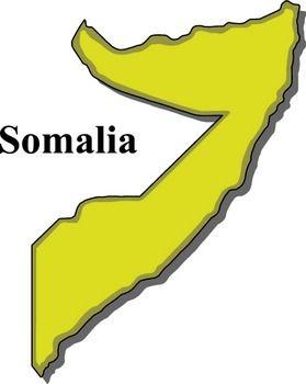 Maps : somalia : Classroom Clipart.