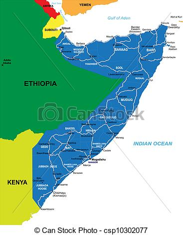 Somalia map Clip Art and Stock Illustrations. 652 Somalia map EPS.
