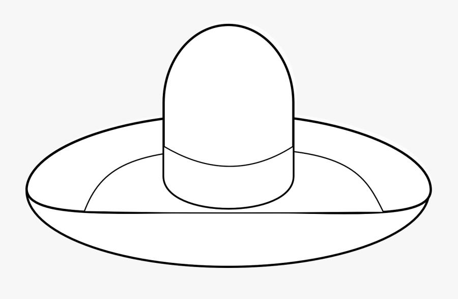 Sombrero, Hat, Mexican, White.