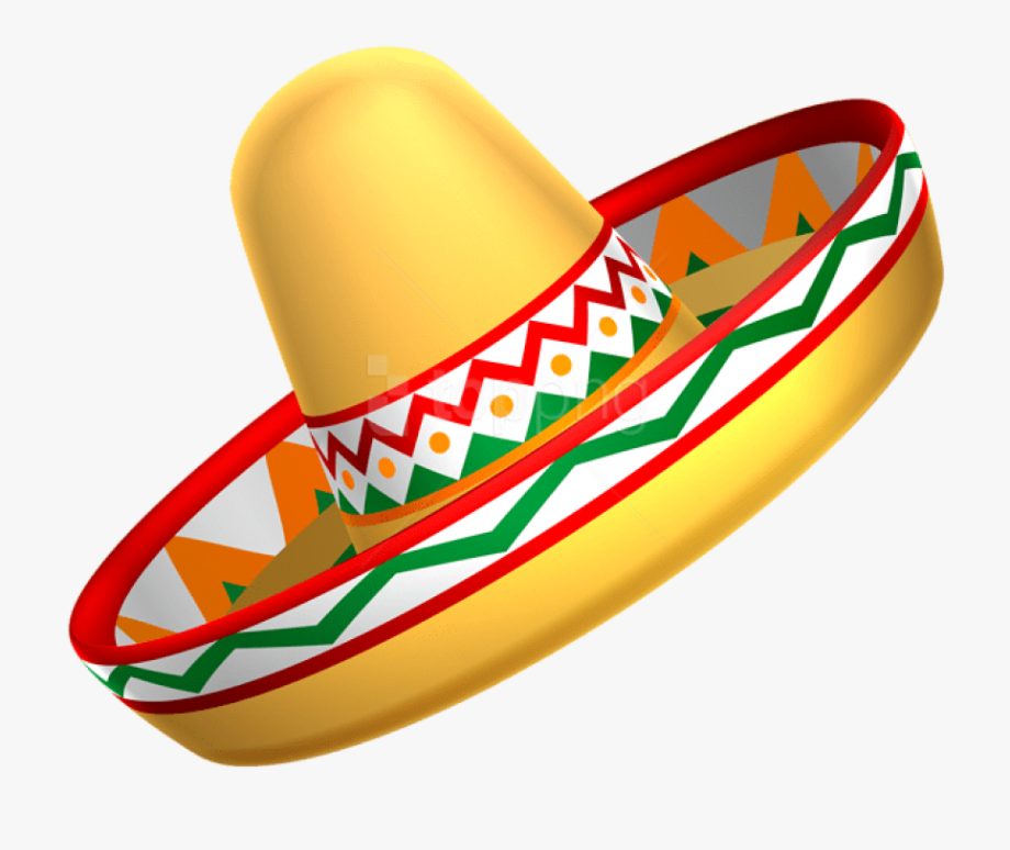 Download Mexican Sombrero Hat Clipart Png Photo.